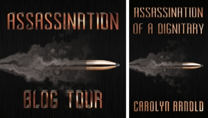 Assassination Blog Tour - Carolyn Arnold