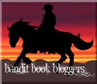 Bandit Book Bloggers Logo by Sam Dogra (Indigo Lightning Blog)