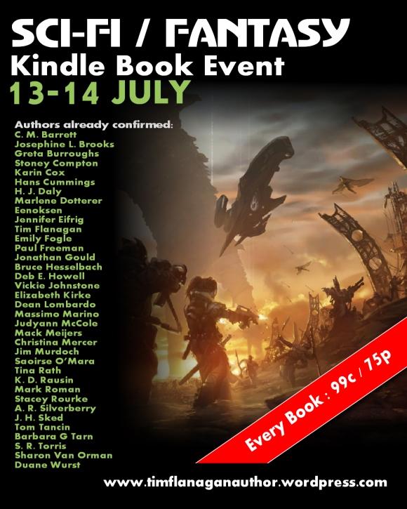 Sci Fi Fantasy Promo Event