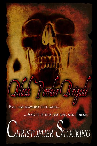 Black Powder Brigade Book Cover