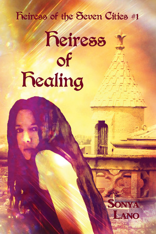 Heiress of Healing Cover