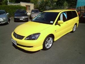 2006 Yellow Lancer