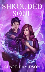 Shrouded Soul Kindle Cover